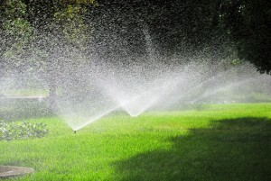 Types of irrigation